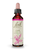 Fleurs De Bach® Original Oak - 20 Ml à Toulon