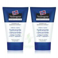 Neutrogena Crème Mains Hydratante Concentrée 2t/50ml à Toulon