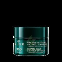 Nuxe Bio Masque Détoxifiant Eclat 50ml à Toulon